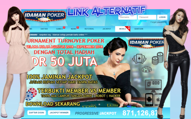 Link Alternatif Idamanpoker